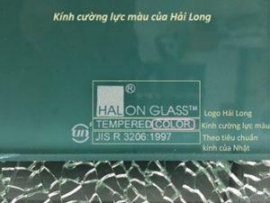 phân biệt kính ốp bếp Hải Long chuẩn và kính màu ốp bếp gia công