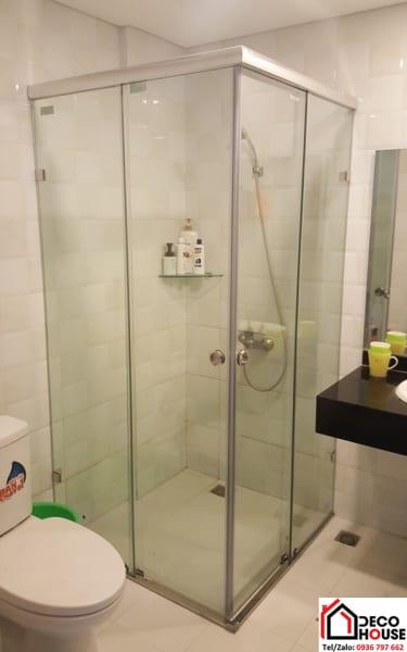 Buồng tắm đứng kính cường lực