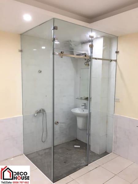 Mẫu cabin tắm lùa