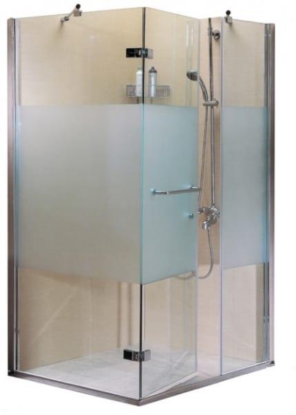 Phòng kính tắm cường lực mờmang đến sự riêng tư nhà tắm
