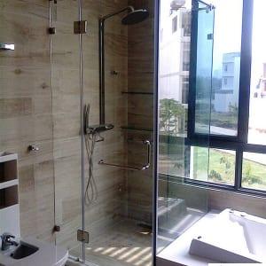 Cabin tắm kính đứng đẹp