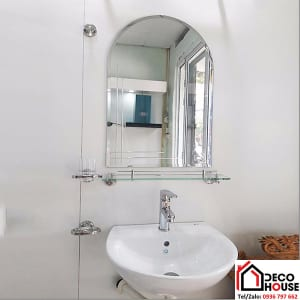 Gương soi bồn rửa tay