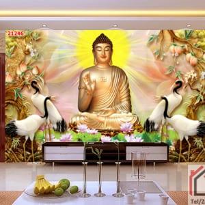 Tranh Kính 3D Phật