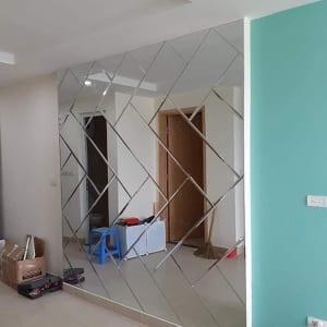 Gương Ốp Trang Trí